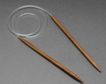 1PC Bamboo 4.5mm  Knitting Needle) -bb45