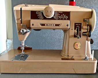 Singer 401 in Excellent Condition