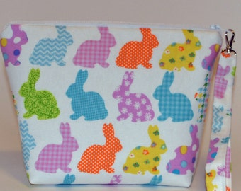Easter bunny and Jelly Beans project bag