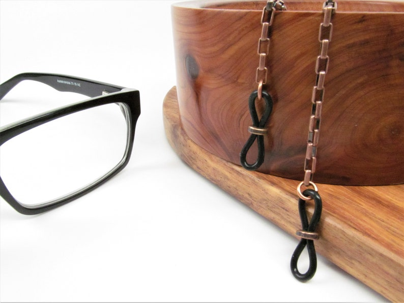 2c7399e8a86 Classic Antique Copper Eyeglasses Chain Eyeglass Chain for