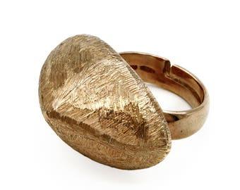 922d0ea19482 Bold Modern Rose Gold Ring