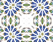 abstract geometric art pr...