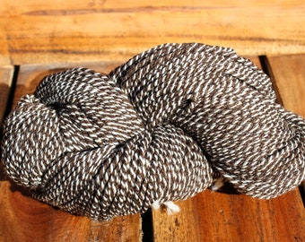 Merino Wool, Worsted Weight, Handspun Yarn