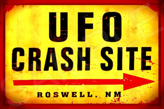 2 Sizes Available ideal for pub REPLICA AREA 51 METAL SIGN bar Man Cave Ufo