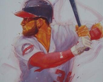 Bryce Harper Original (sold)