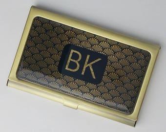 Mens card holder etsy mens business card case colourmoves