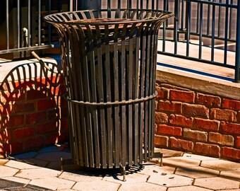 Abstract Trash