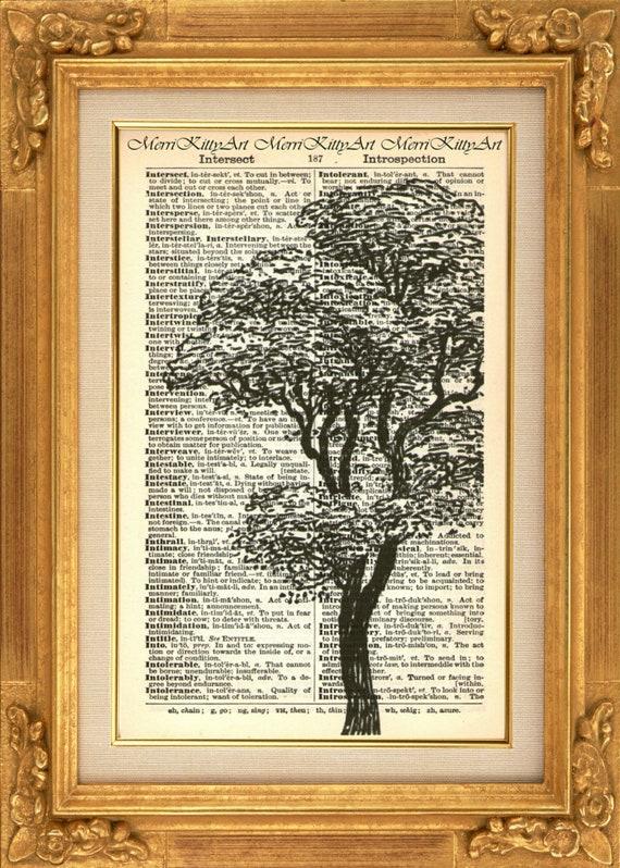 Wall Hanging 531D ORIGINAL Letter J Alphabet Vintage Dictionary Art Print