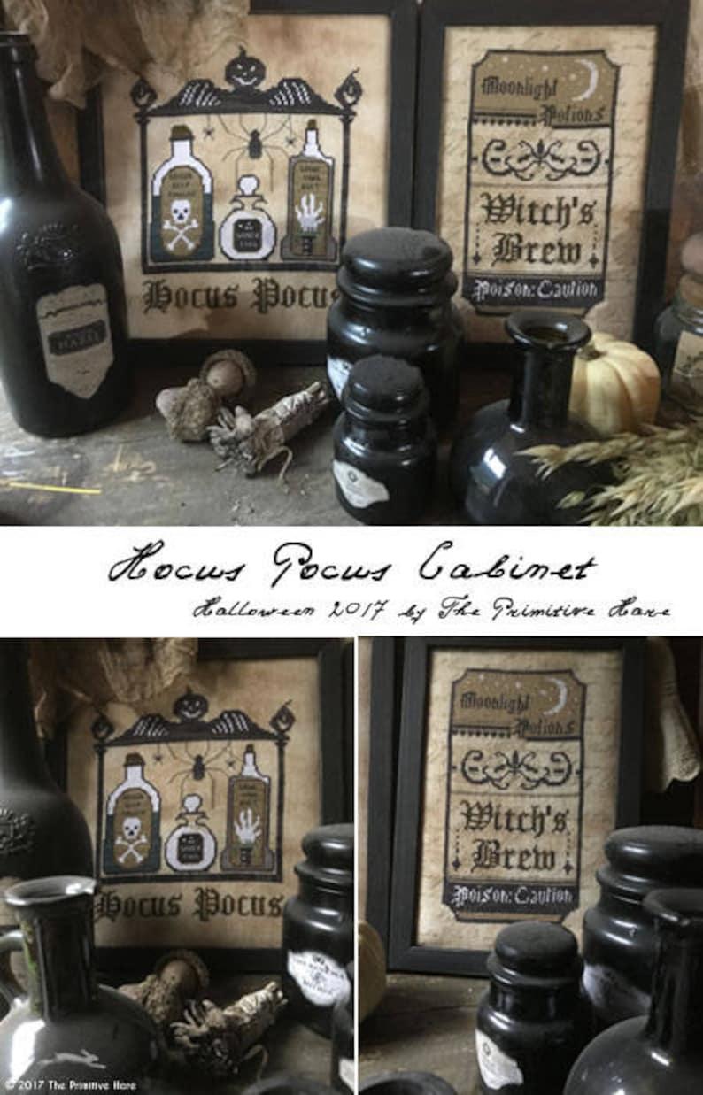 Hocus Pocus Cabinet PDF image 0