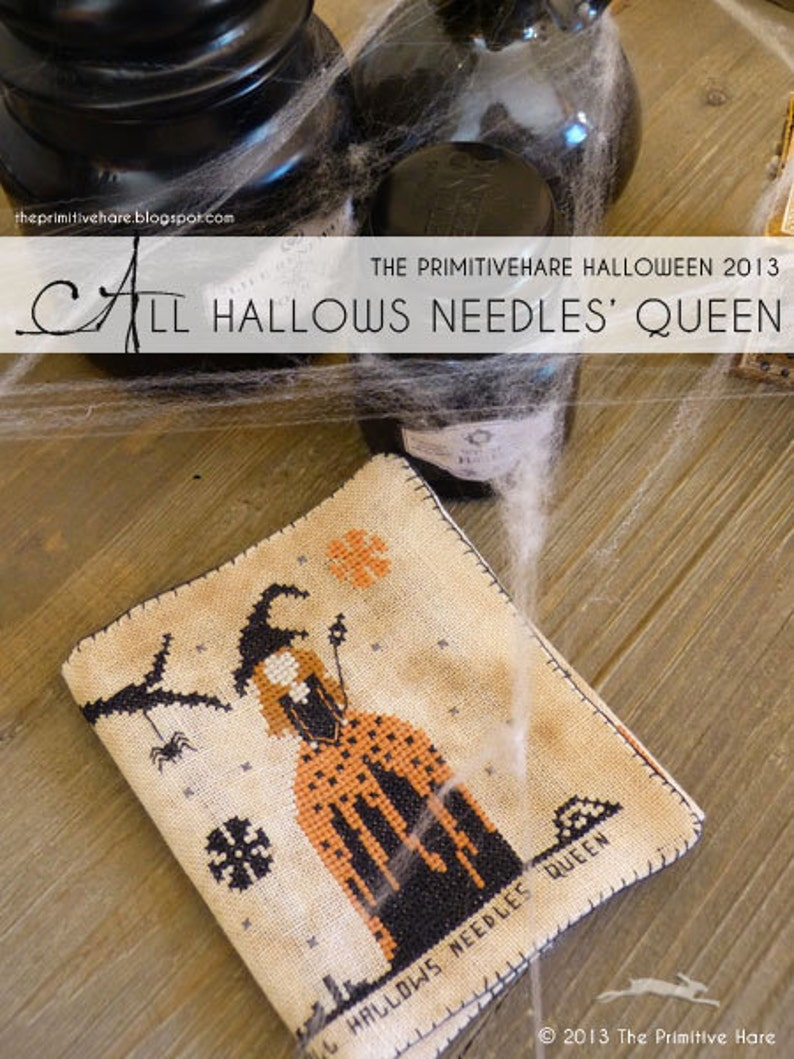 All Hallows Needles' queen PDF image 0