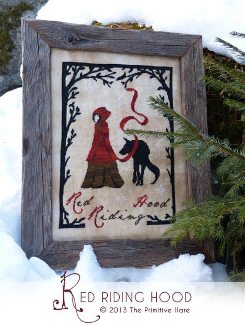 Red Riding Hood PDF image 0
