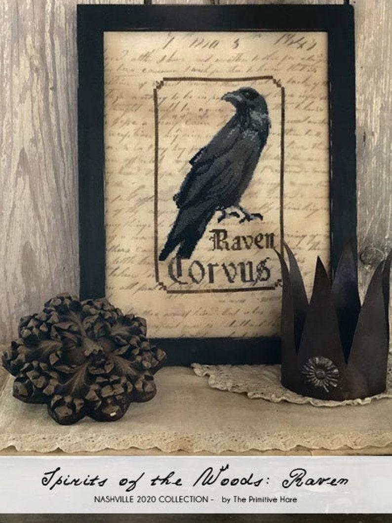 Raven PDF  Spirit of the woods series image 1