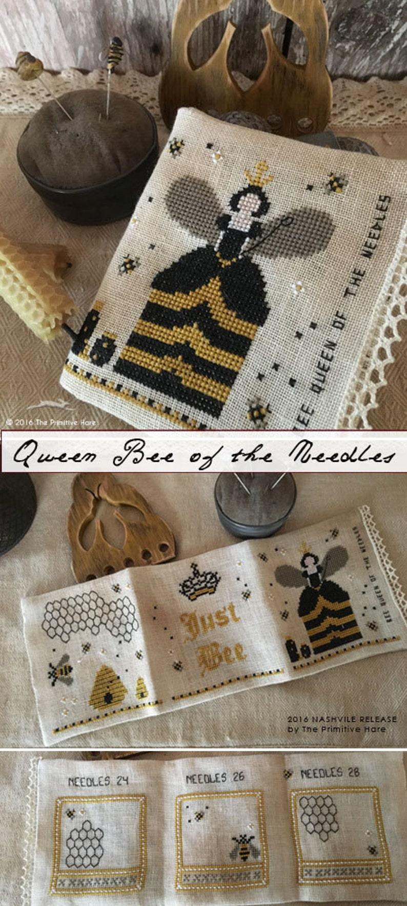Bee Queen of the Needles PDF image 1