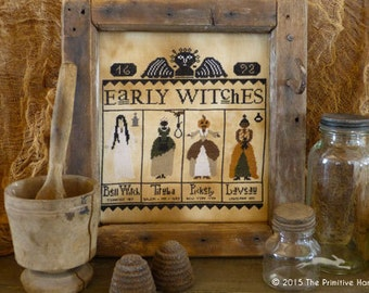 Early Witches PDF