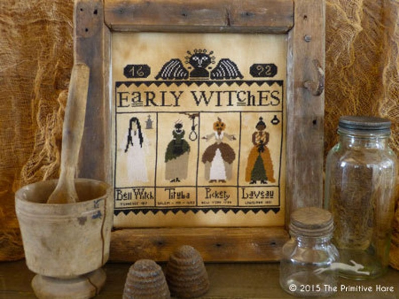 Early Witches PDF image 0