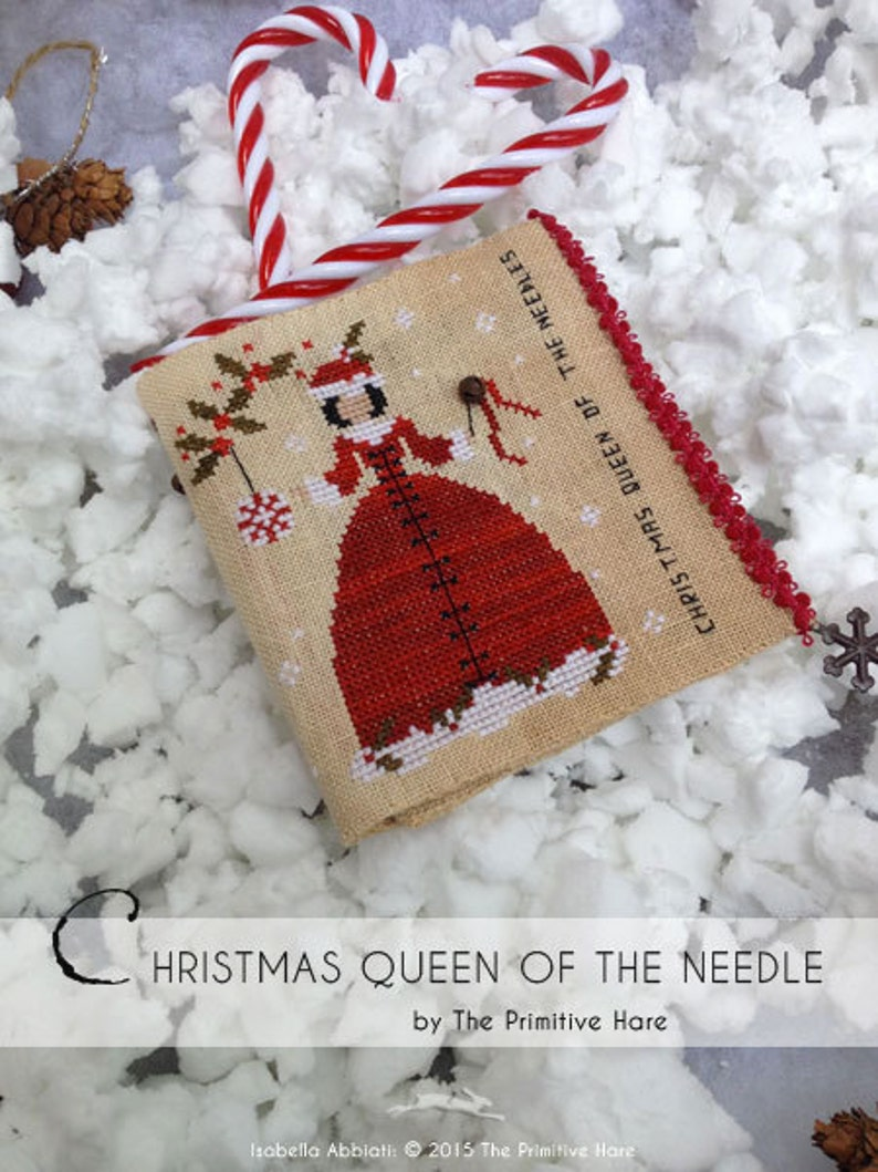Christmas Queen of the Needles PDF image 0