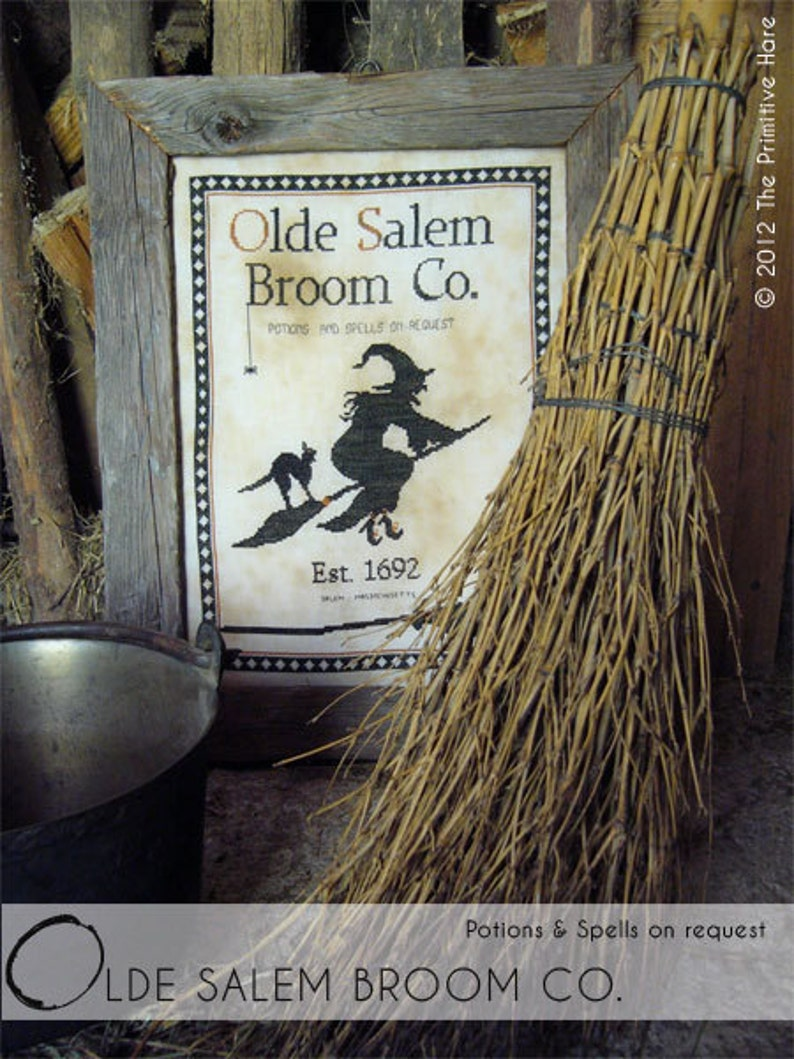 Olde Salem Broom Co. PDF image 0