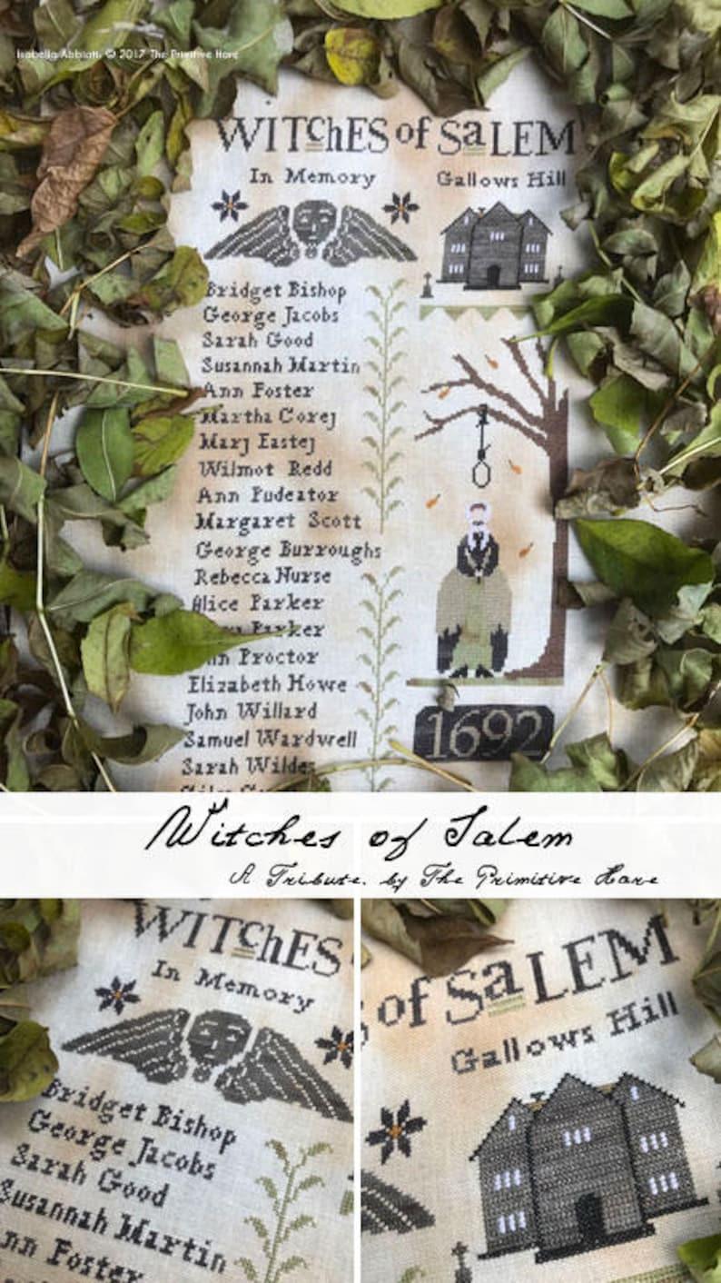 Witches of Salem PDF image 0