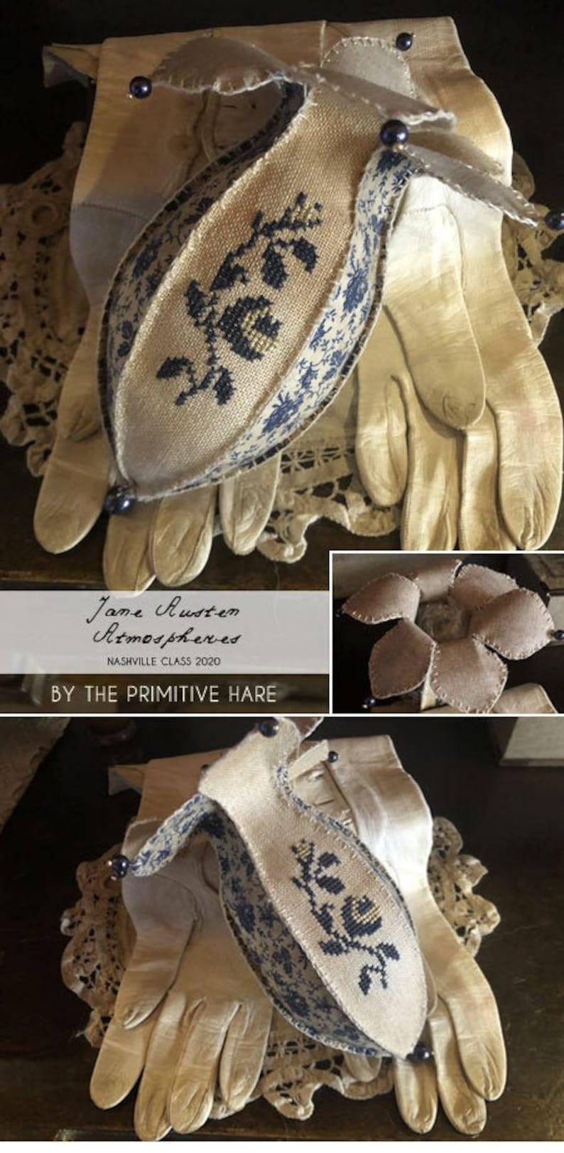 Jane Austen Tulip Bag  Kit  image 1