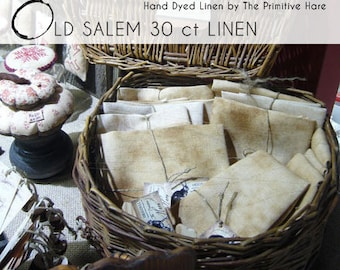 Linen: Old Salem linen standard cut
