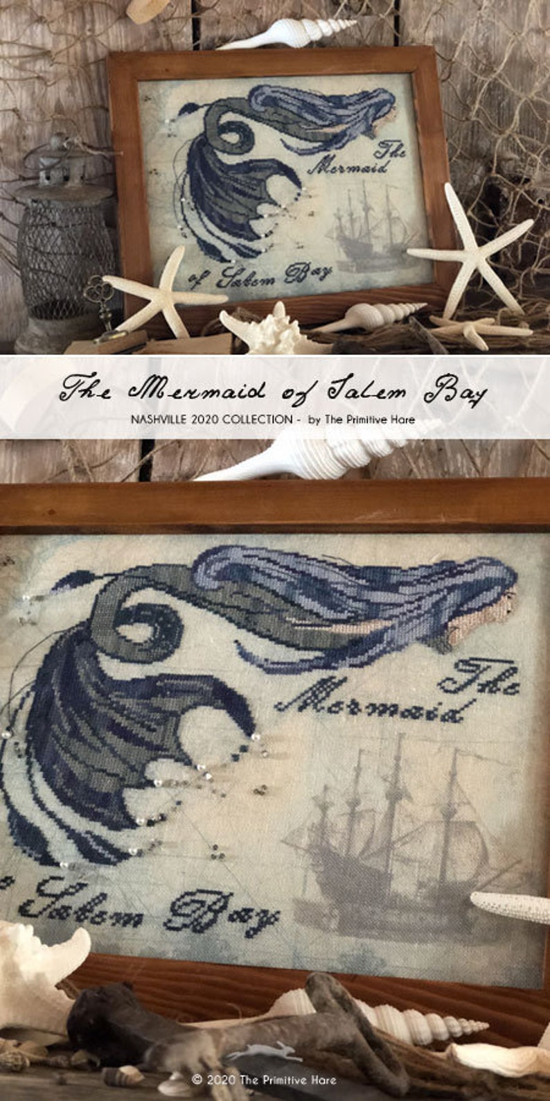The mermaid of Salem Bay PDF image 1