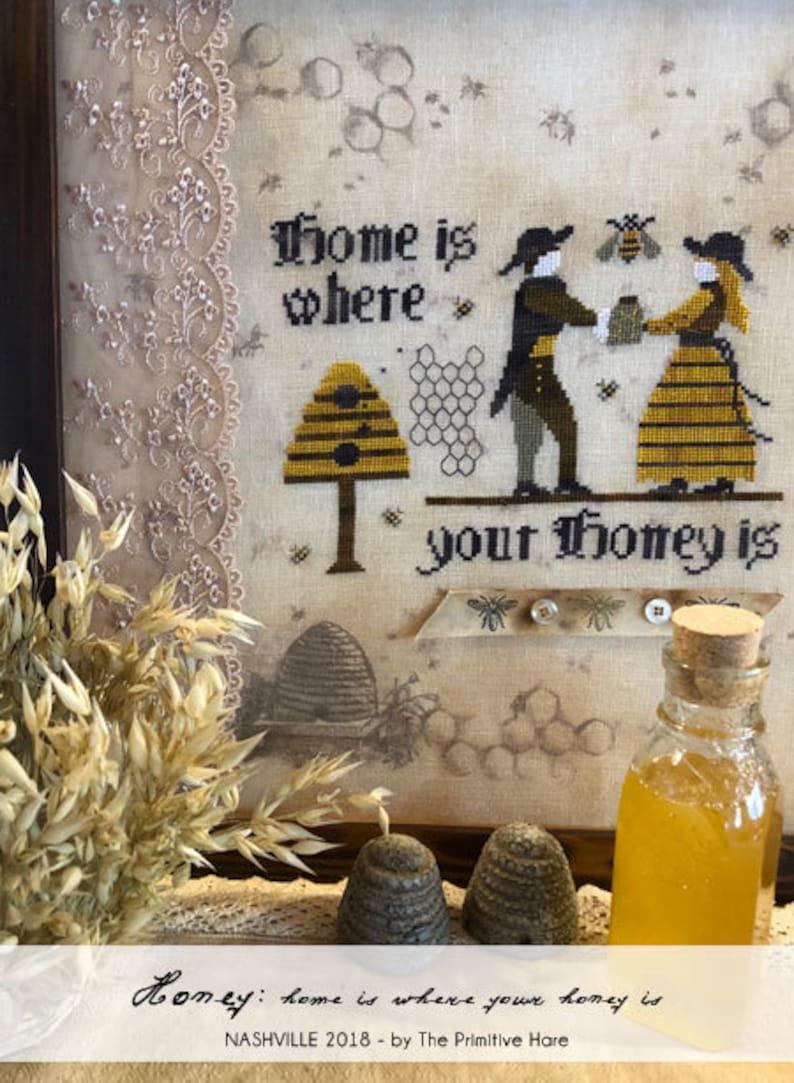 Honey PDF image 0