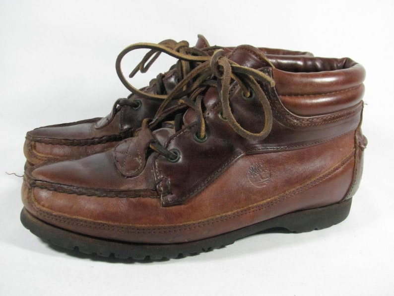 232434d8680 Vintage Timberland Chukka Gore Tex Made in USA Women size 8.5