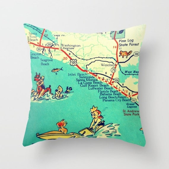 30A Florida Map Pillow Covers, Panama City Beach Pillows, PCB Gifts, on choctawhatchee bay florida map, santa rosa county parcel map, santa rosa fl map, 32503 zip code map, santa rosa area map, santa rosa nm map, eglin air force base florida map, navarre beach map, mount dora florida map, molino florida map, destin florida map, santa rosa island map, palm beach gardens florida map, tallahassee florida map, watercolor florida map, okaloosa county flood zone map, sharpes florida map, live oak florida map, santa rosa ca street map, florida panhandle beach cities map,