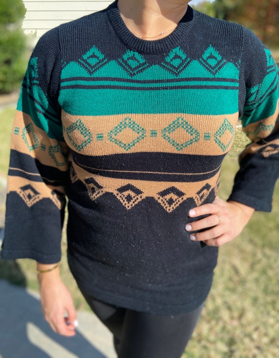 Catalina 80s Sweater - Large