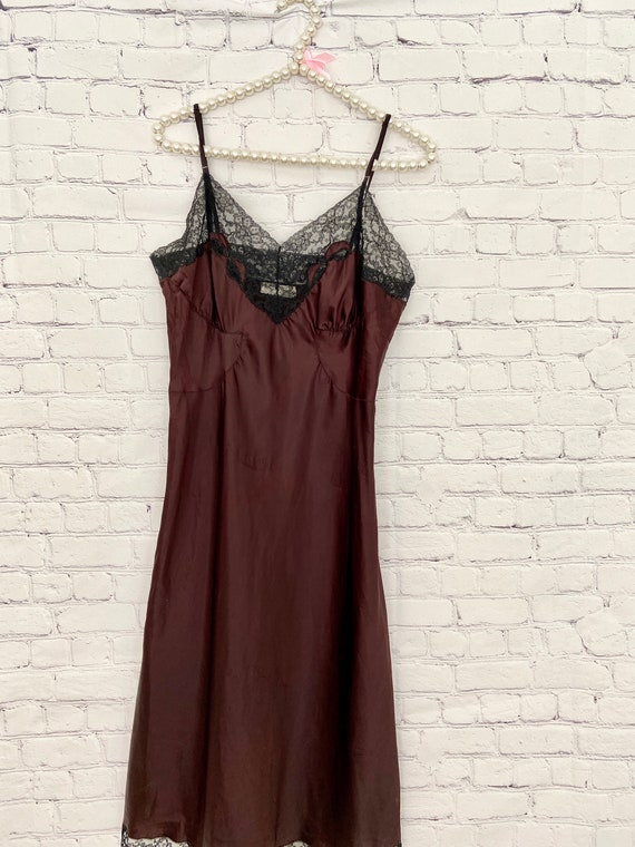 Barbizon Womens Slip - Boho Slip Dress