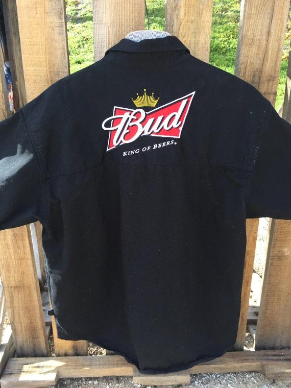 NASCAR  Budweiser #29 Shirt XL - image 2