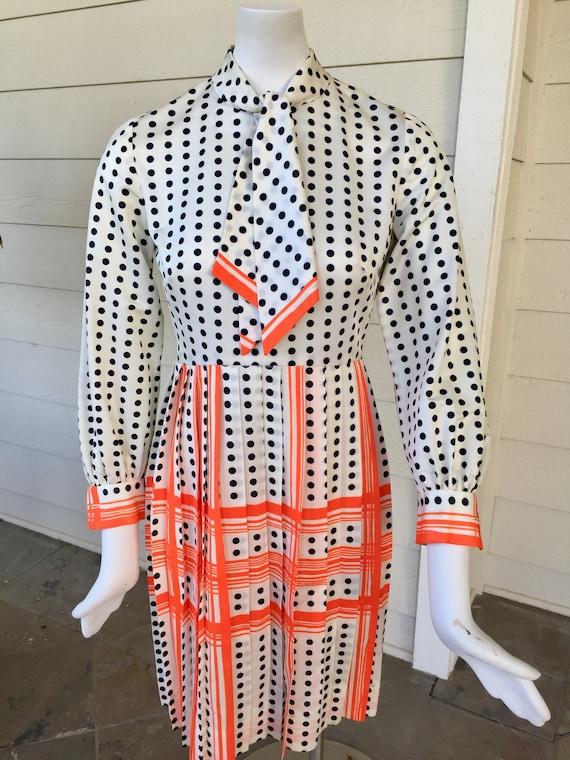 70s Unique Dress
