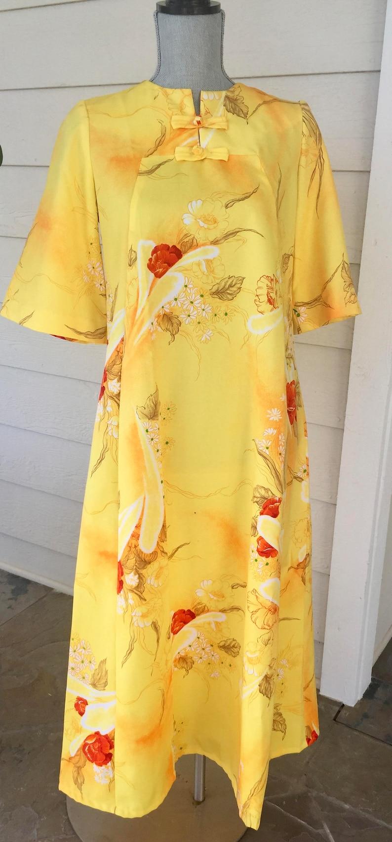 Hawaiian Surf Womens Maxi Dress Size 6