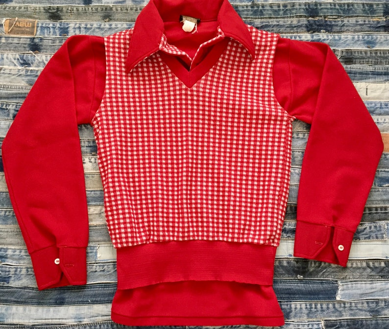 Jcpenney Nerdy Layered Shirt Towncraft Mens