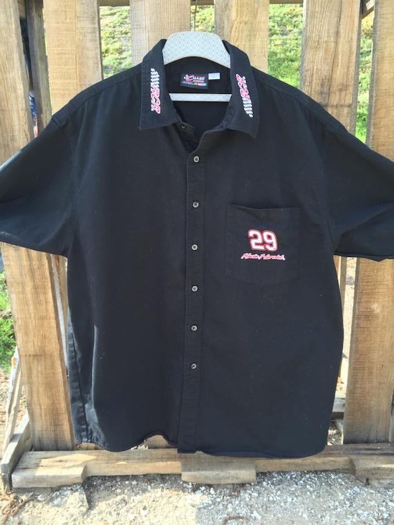 NASCAR  Budweiser #29 Shirt XL - image 1