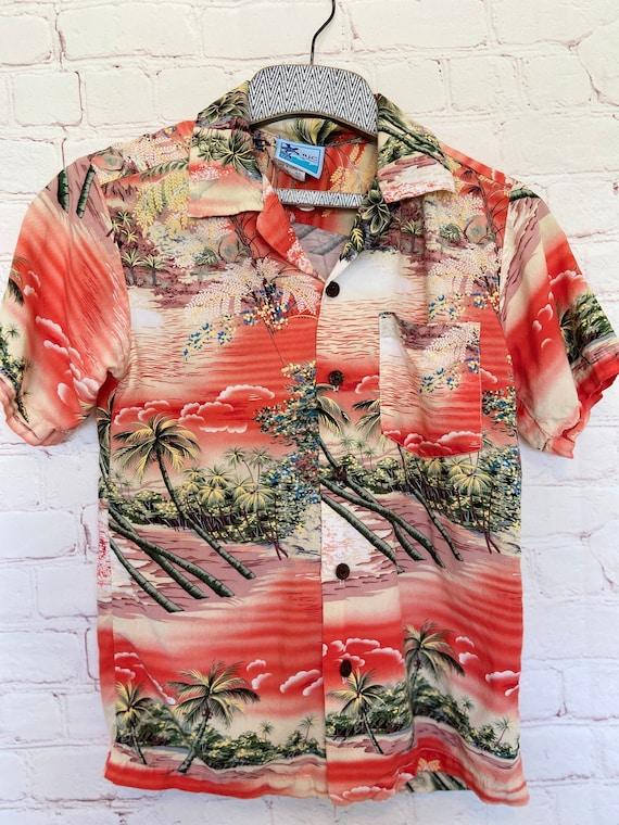 RJC Kids Hawaiian Shirt