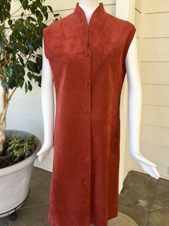 Lilli Ann Maxi Vest/Dress
