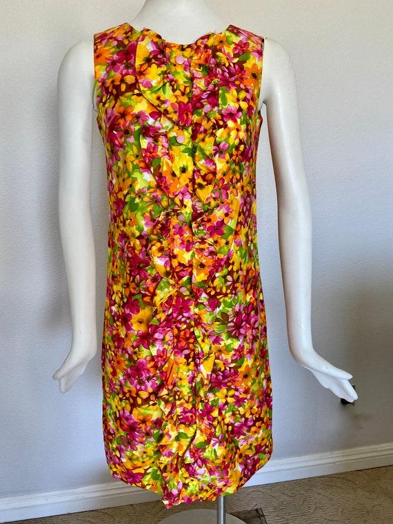 Rhapsody 60s Flower Summer Dress