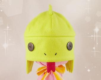 Lizard Fleece Hat