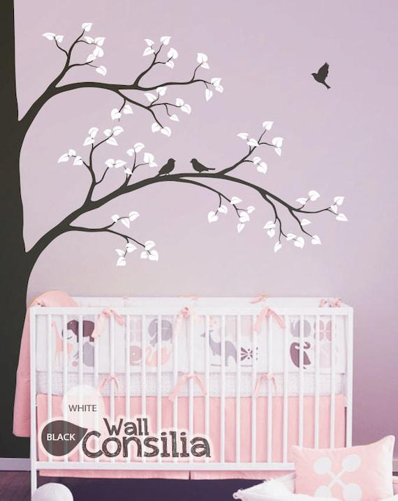 Baum Wand Aufkleber Baby Kinderzimmer Wand Dekoration Baum | Etsy