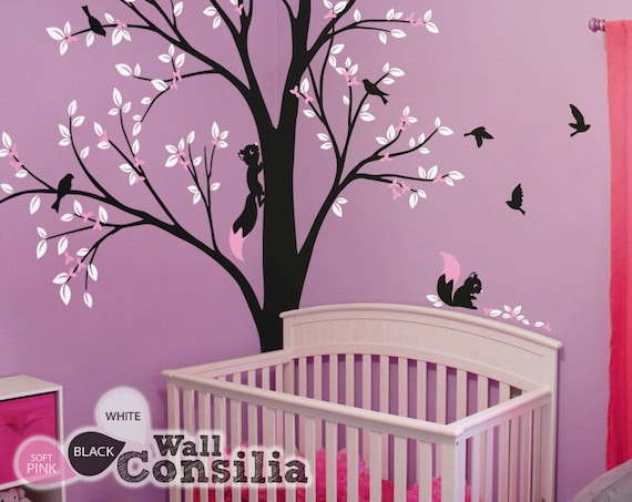 Fantastisch Baum Wand Aufkleber Kinderzimmer Dekoration | Etsy