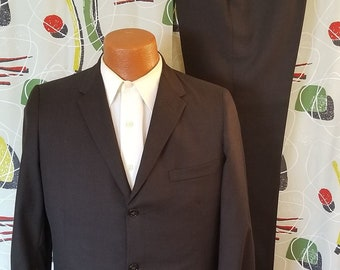 1960s Mens Suit Etsy