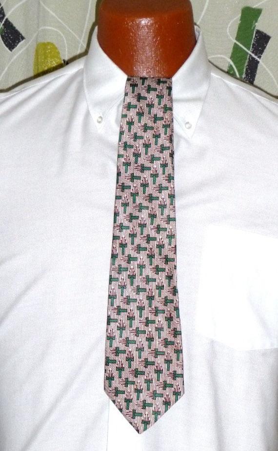 1950's Tie!! Haband!