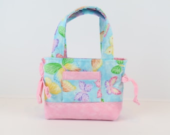 Child Girl Purse, Butterfly Bag, Girls Purse, Toddlers Gifts, Girls Gifts, Girls Handbag, Toddler Bag, Girl Accessories, Small Kids Bag