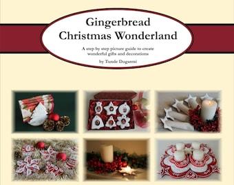 Gingerbread Christmas Wonderland book