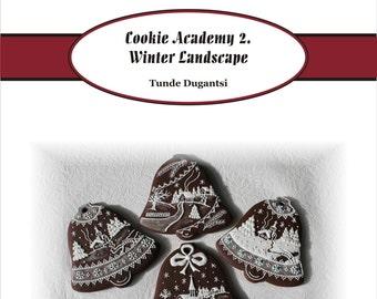 Cookie Academy 2 - Winter Landscape