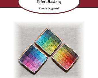Cookie Academy 5. - Color Mastery
