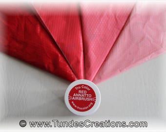 TruColor Natural Red Annatto, natural red food coloring