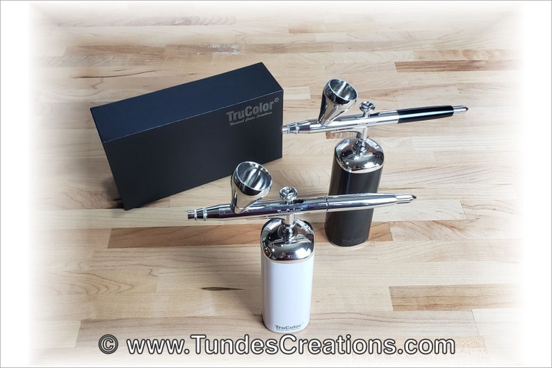 TruColor cordless airbrush system image 0