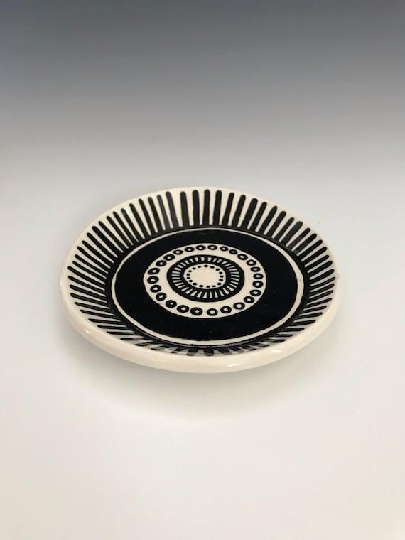 Small round dish #1
